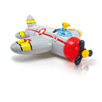 Intex uppblåsbara propellers flygplan - Grey
